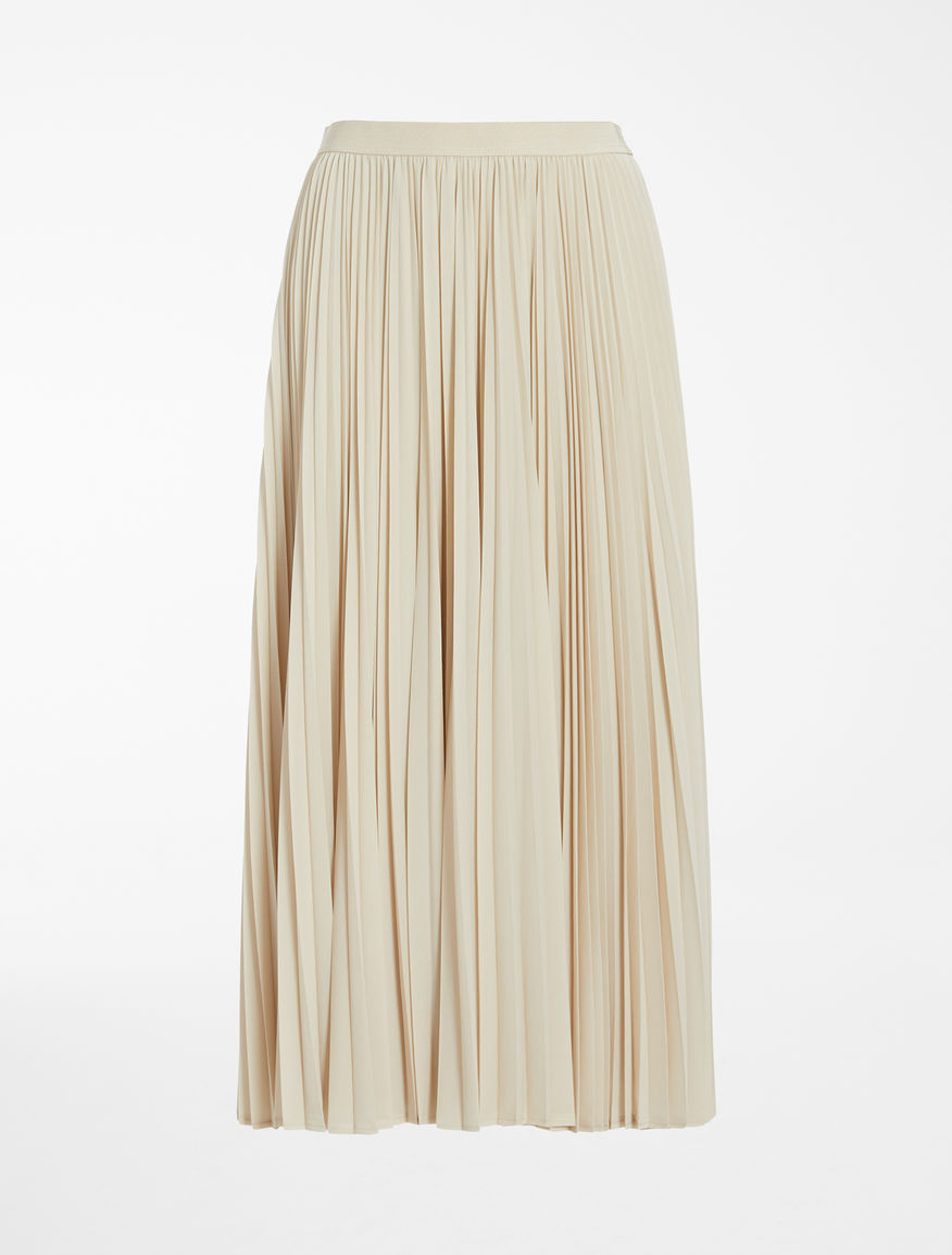 Crepe jersey skirt Weekend Maxmara