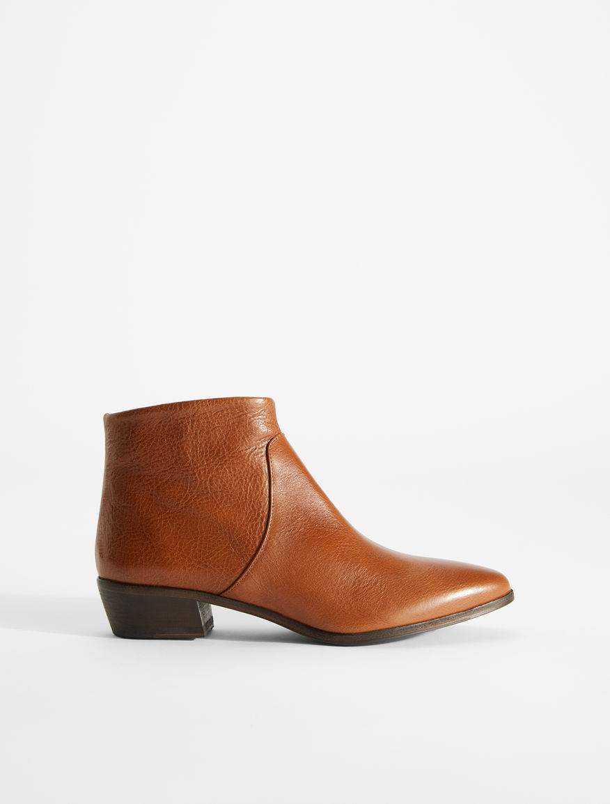 Leather ankle boot  Weekend Maxmara