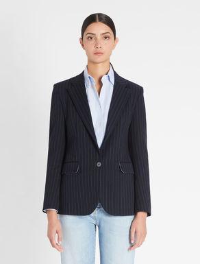 Blazer in viscosa e cotone Weekend Maxmara