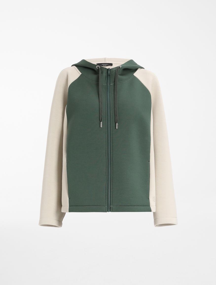 Scuba jersey hoodie Weekend Maxmara