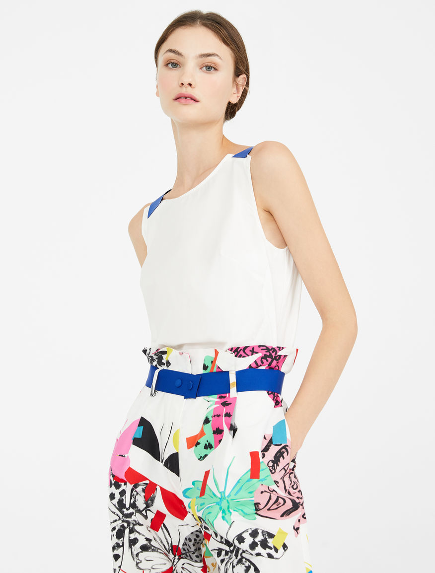 Flutterflies top Weekend Maxmara