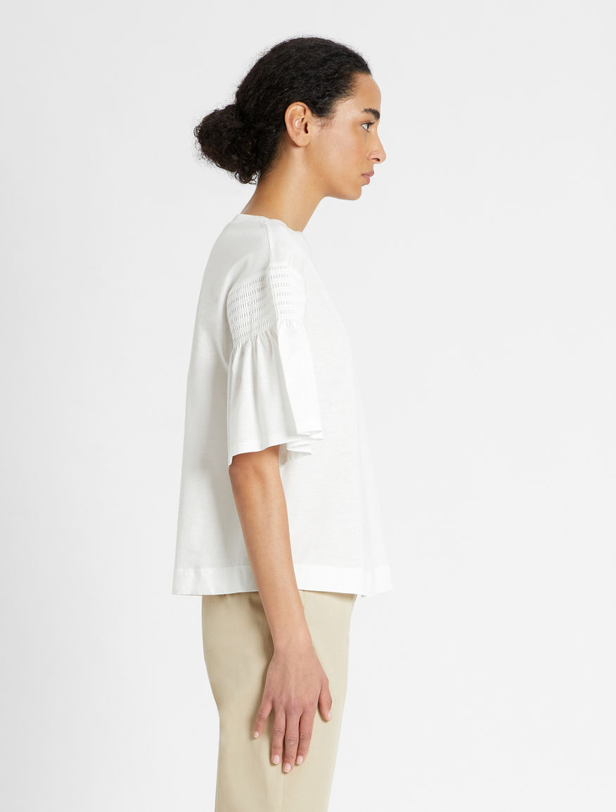 Cotton jersey T-shirt Weekend Maxmara