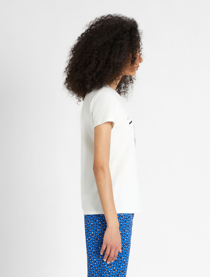 T-shirt Flutterflies Weekend Maxmara