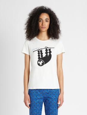 T-shirt Flutterflies Weekend Maxmara