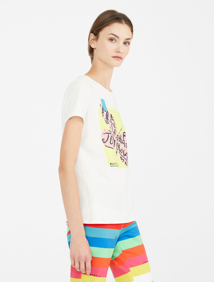 Flutterflies T-shirt Weekend Maxmara