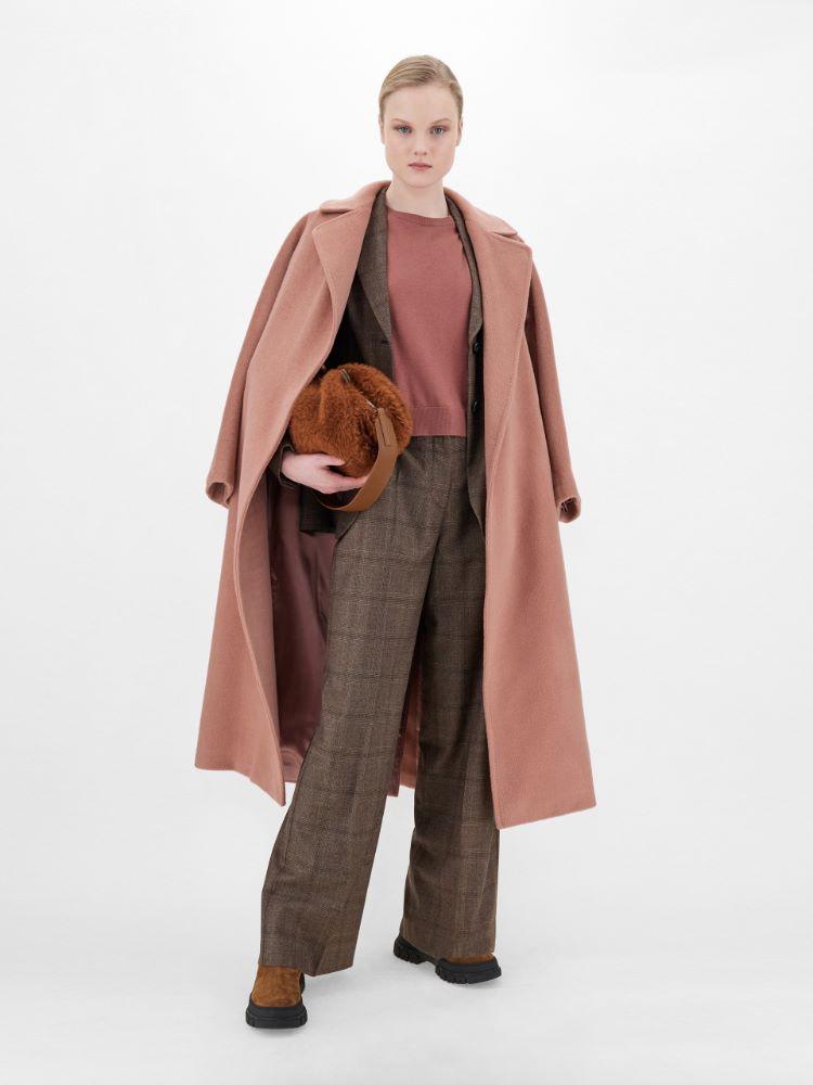 Wool, alpaca and mohair coat Weekend Maxmara