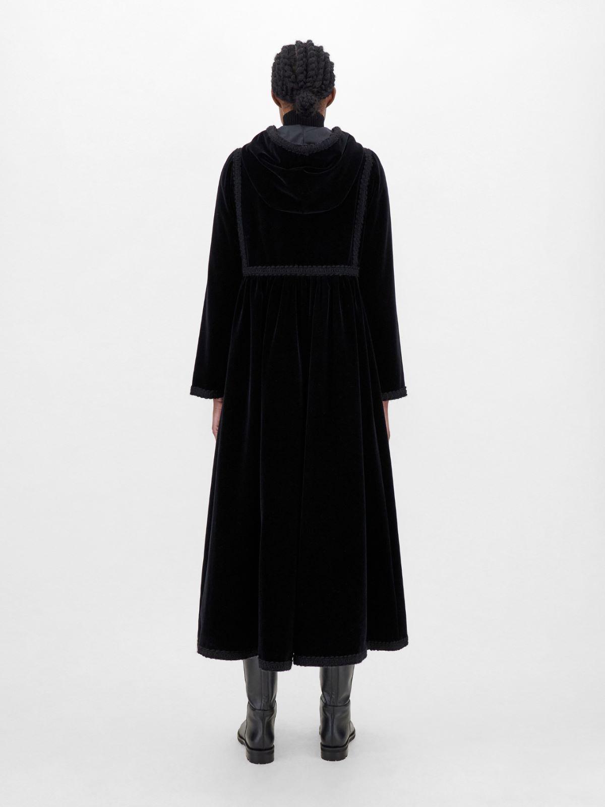Cotton velvet coat Weekend Maxmara