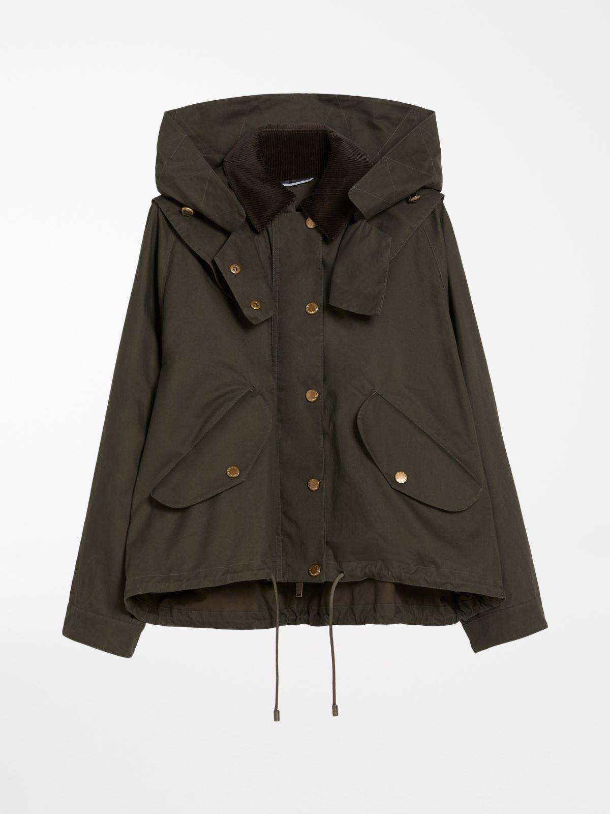 Water-repellent gabardine jacket Weekend Maxmara