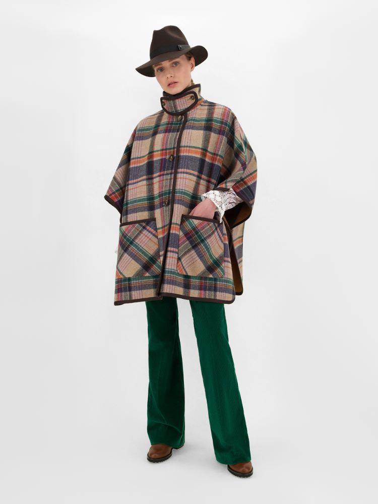 Wool and nylon cape Weekend Maxmara