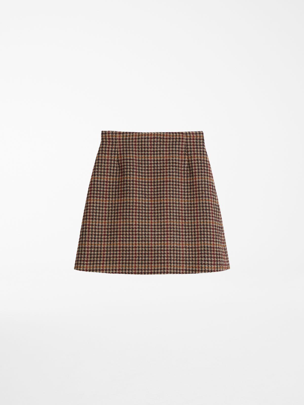 Wool-blend skirt Weekend Maxmara