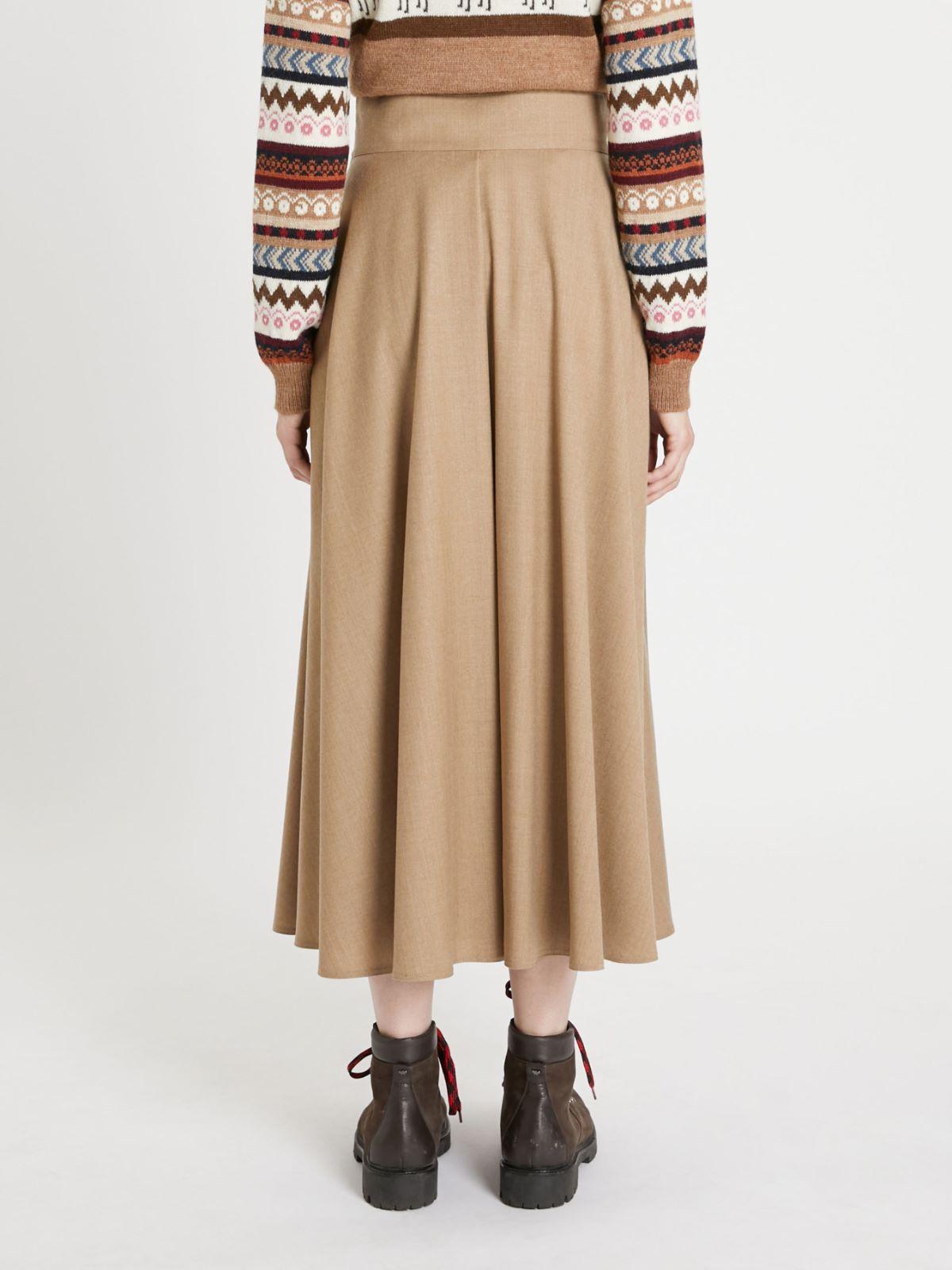 Wool flannel skirt Weekend Maxmara