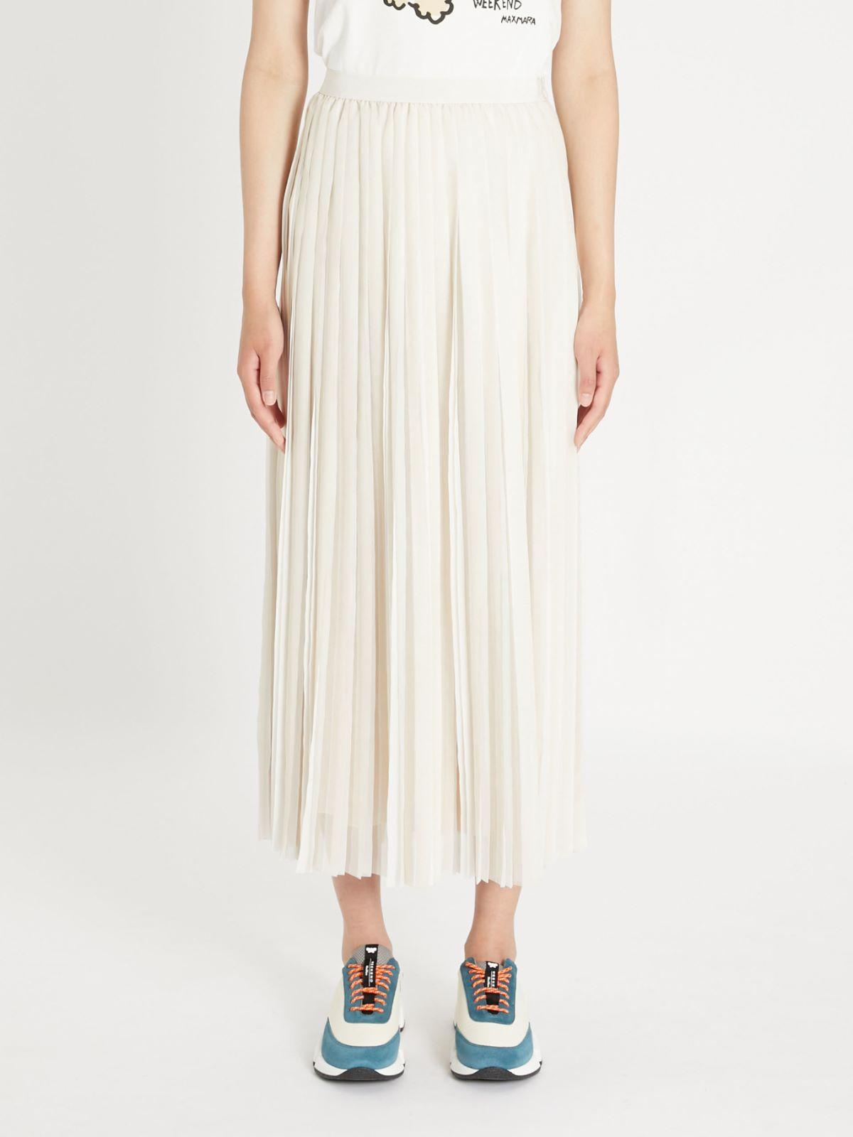 Jersey chiffon skirt Weekend Maxmara