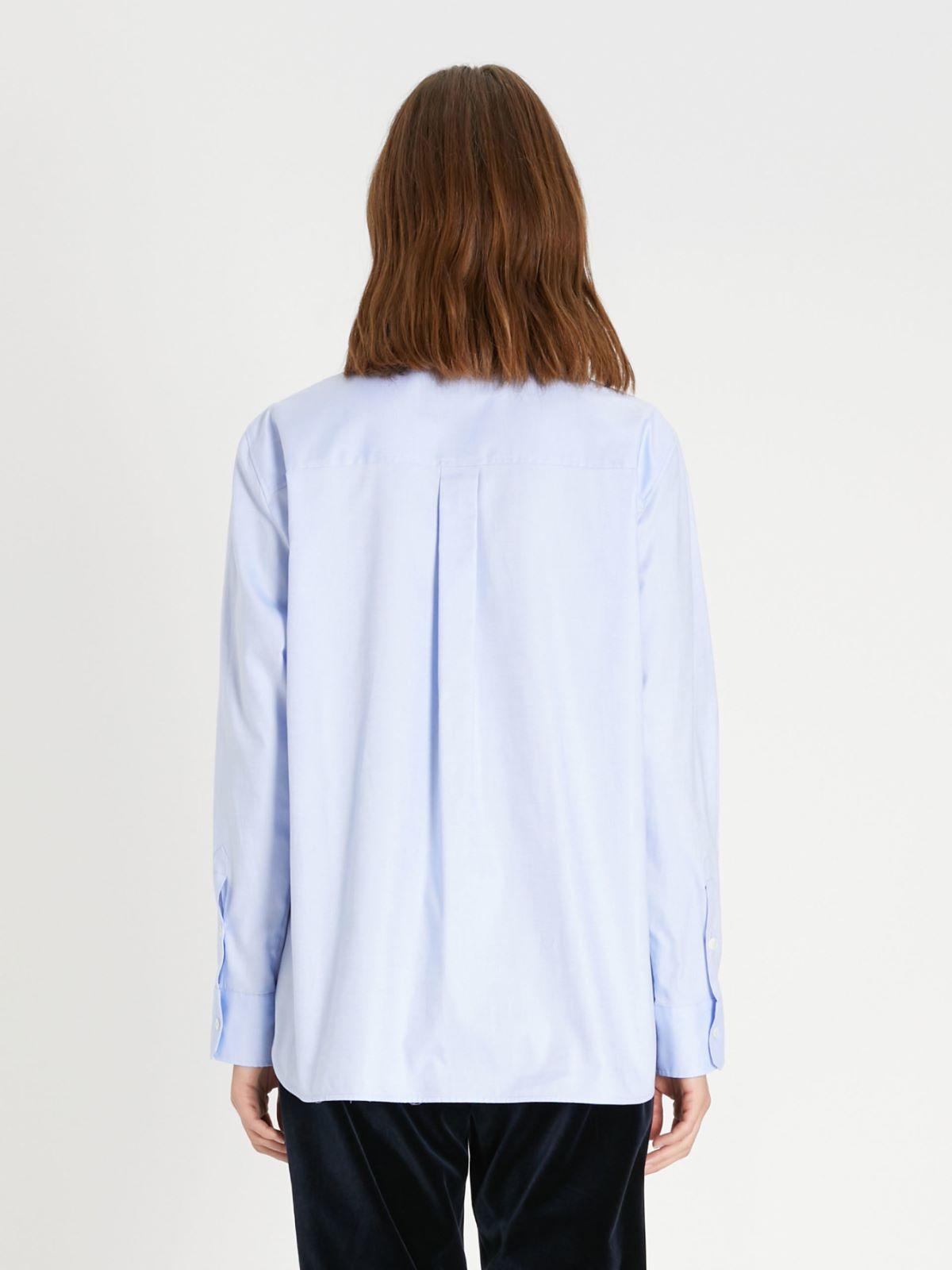 Chambray fabric shirt Weekend Maxmara