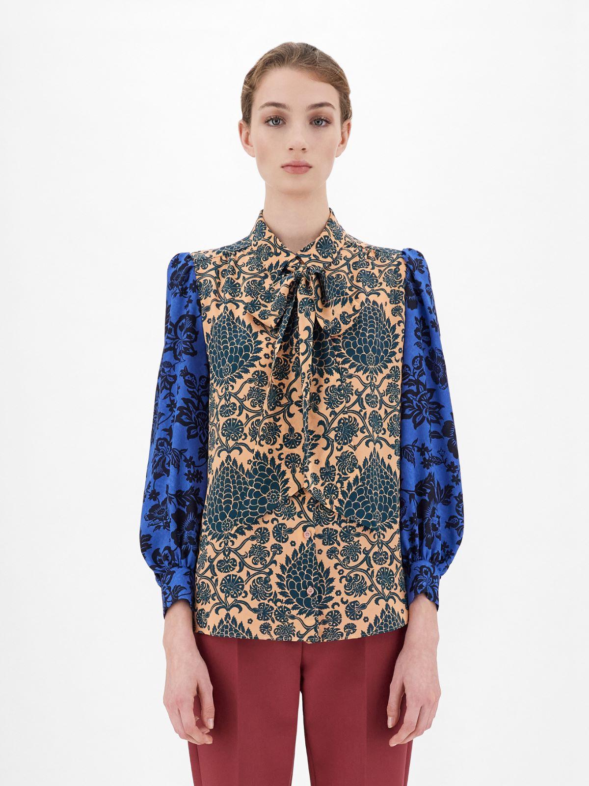 Silk crepe de chine shirt Weekend Maxmara