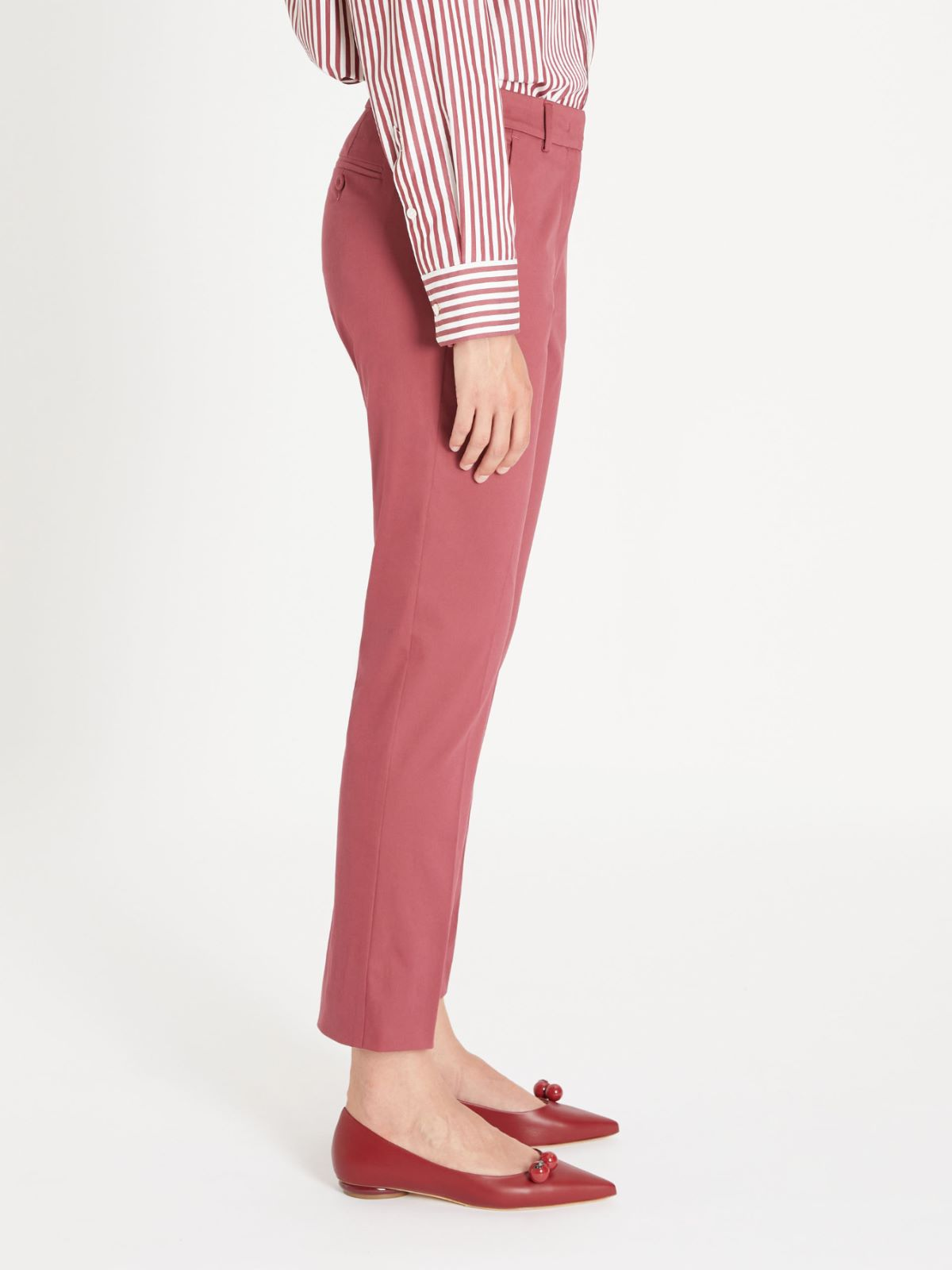 Sateen trousers Weekend Maxmara