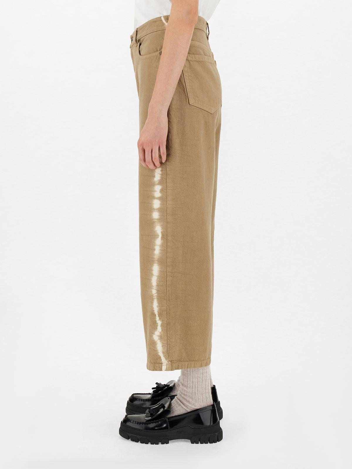 Straight-fit tie-dye denim jeans Weekend Maxmara