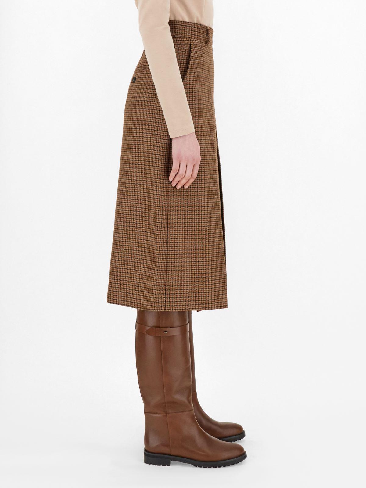 Wool twill trousers Weekend Maxmara