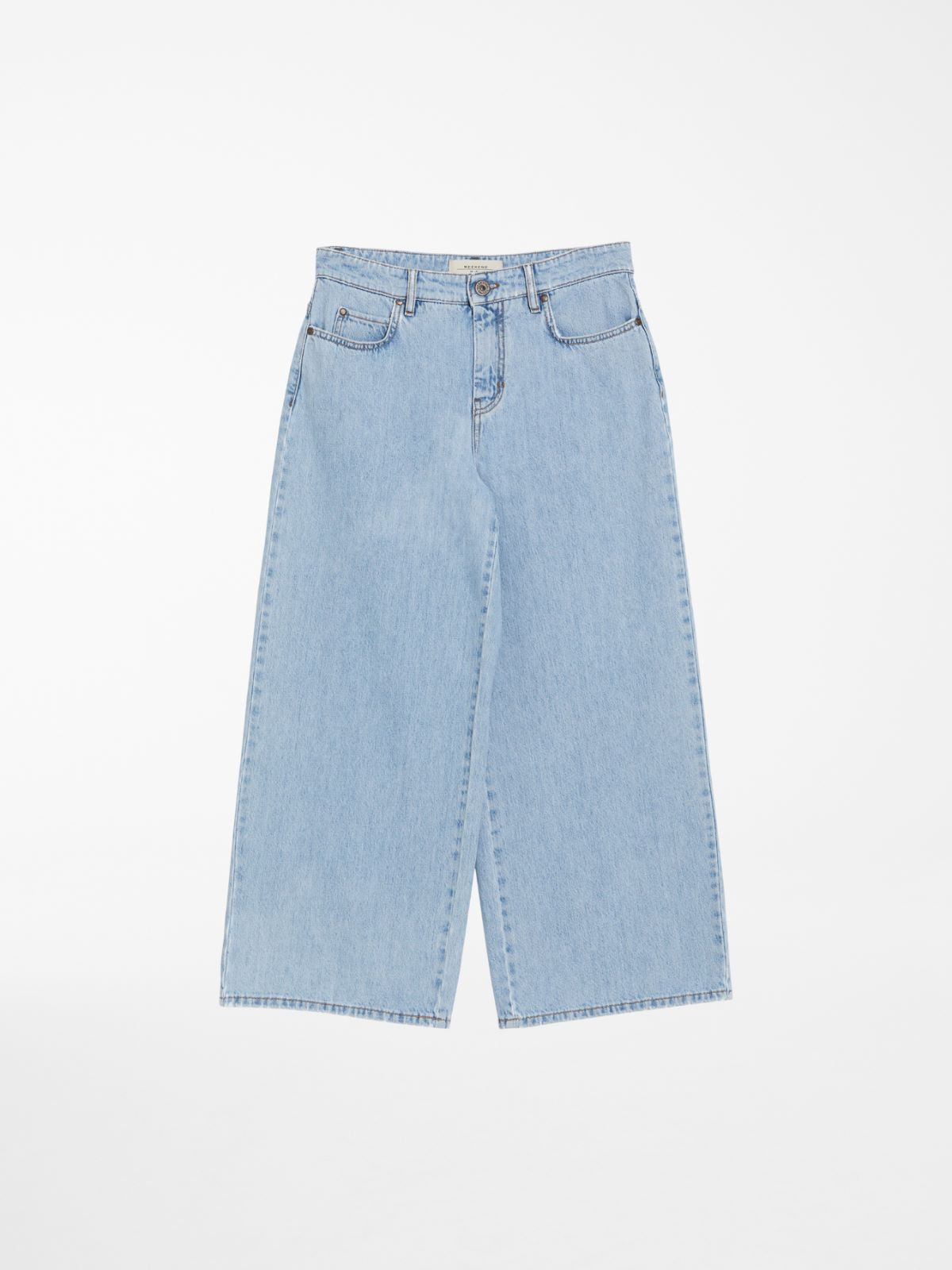 Relaxed-fit denim jeans Weekend Maxmara