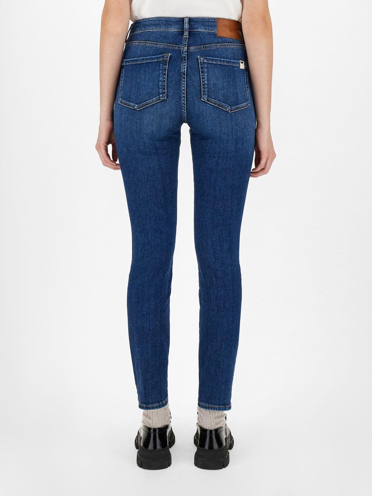Denim skinny jeans Weekend Maxmara