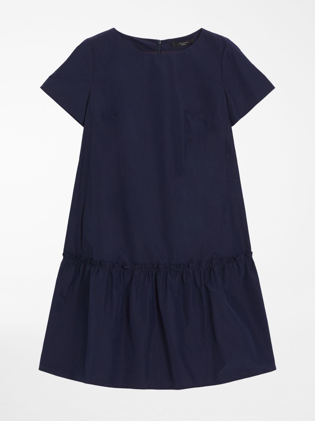 Cotton-blend taffeta dress Weekend Maxmara