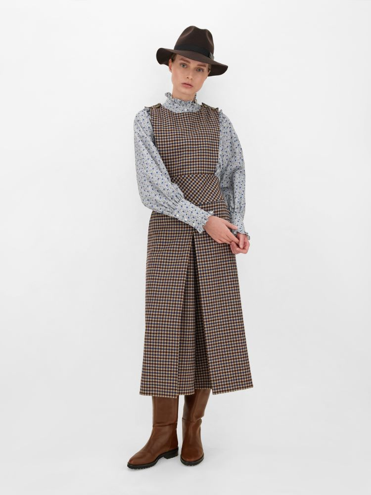 Wool twill jumpsuit Weekend Maxmara