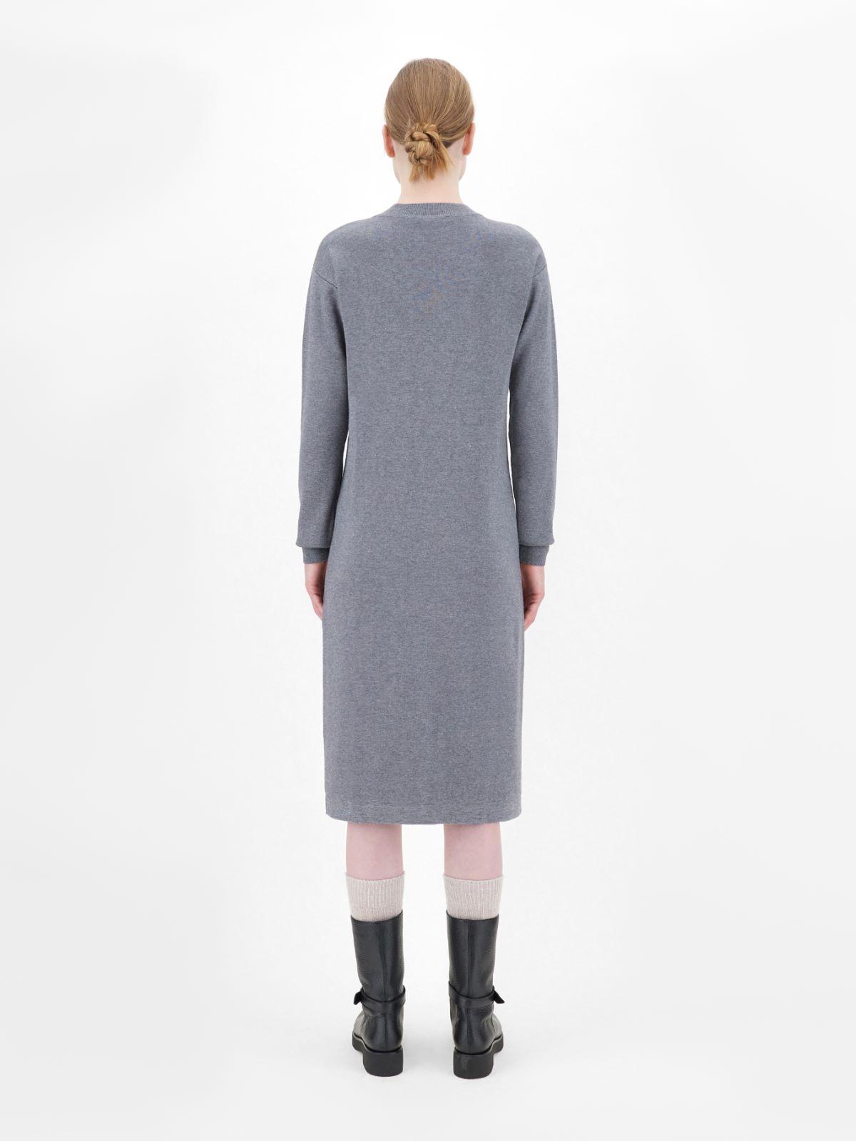 Wool and viscose yarn dress Weekend Maxmara