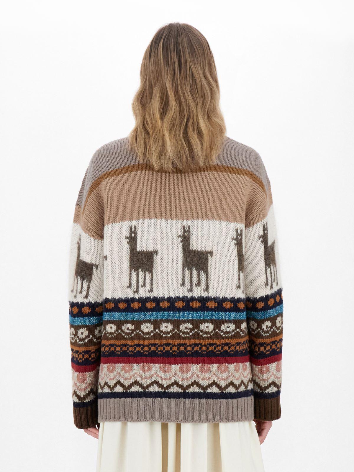Wool and mohair cardigan Weekend Maxmara