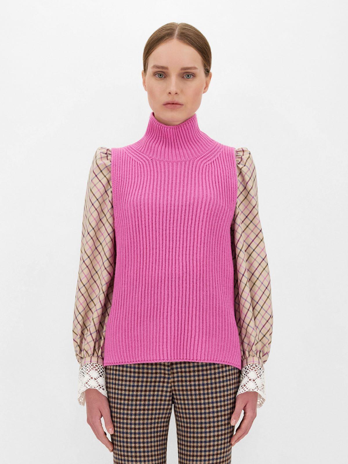 Wool yarn gilet Weekend Maxmara