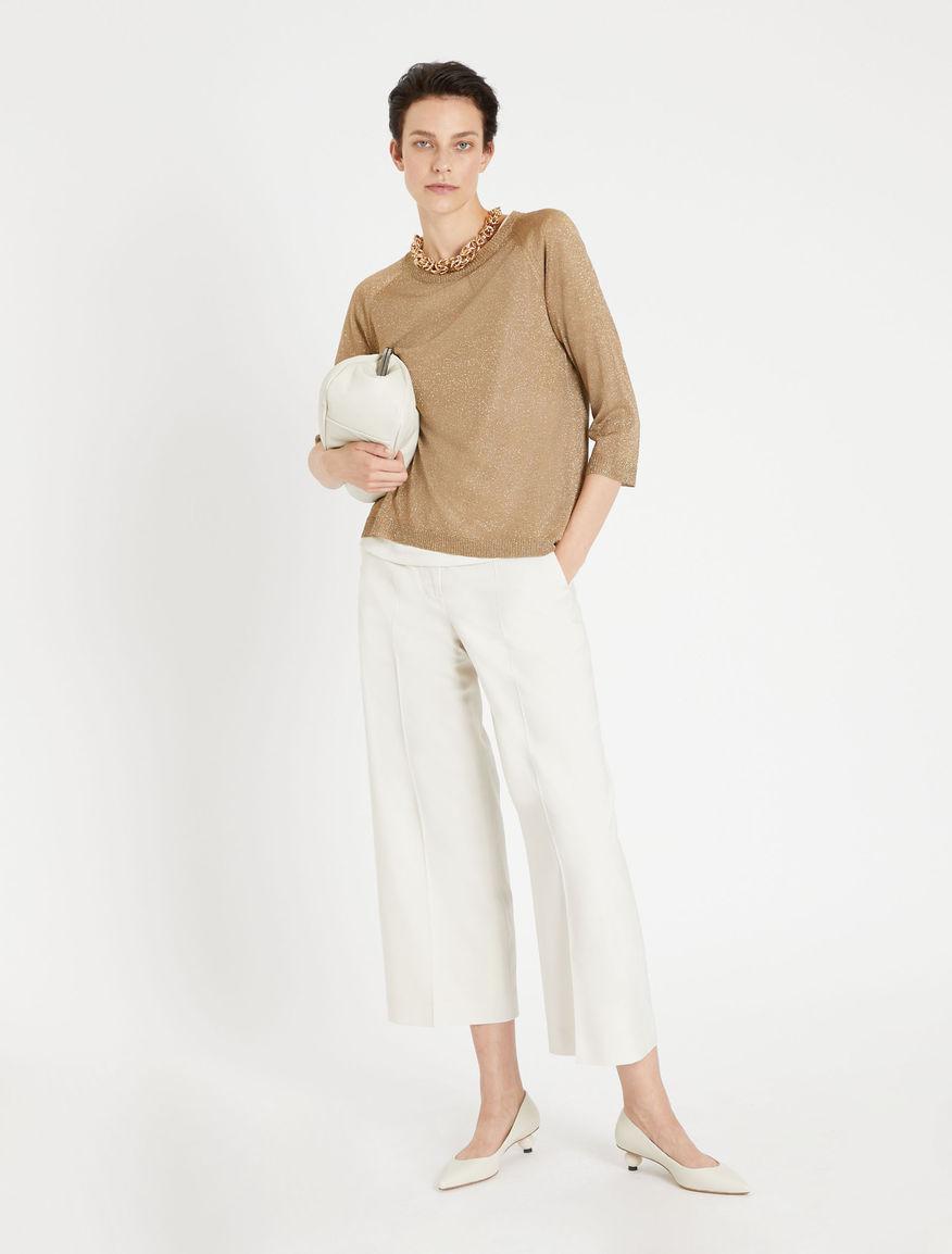 Lurex sweater Weekend Maxmara