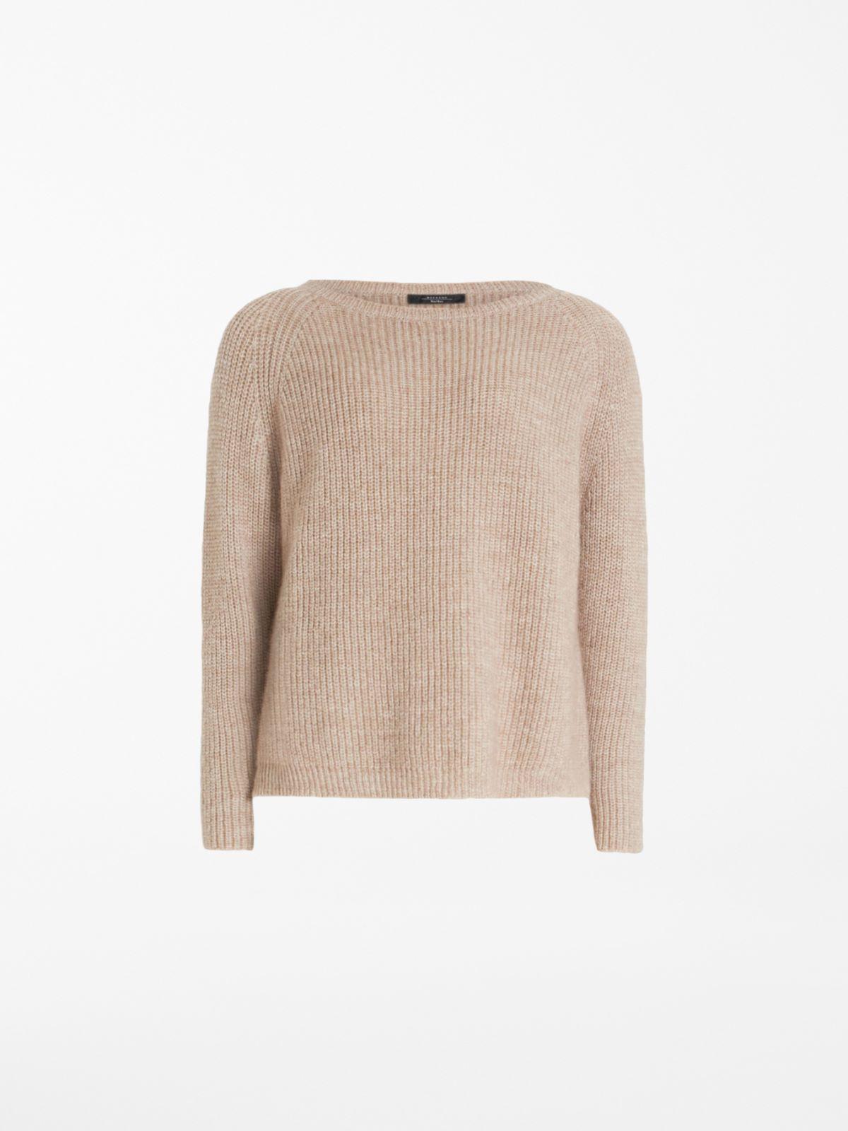 Mohair yarn sweater Weekend Maxmara