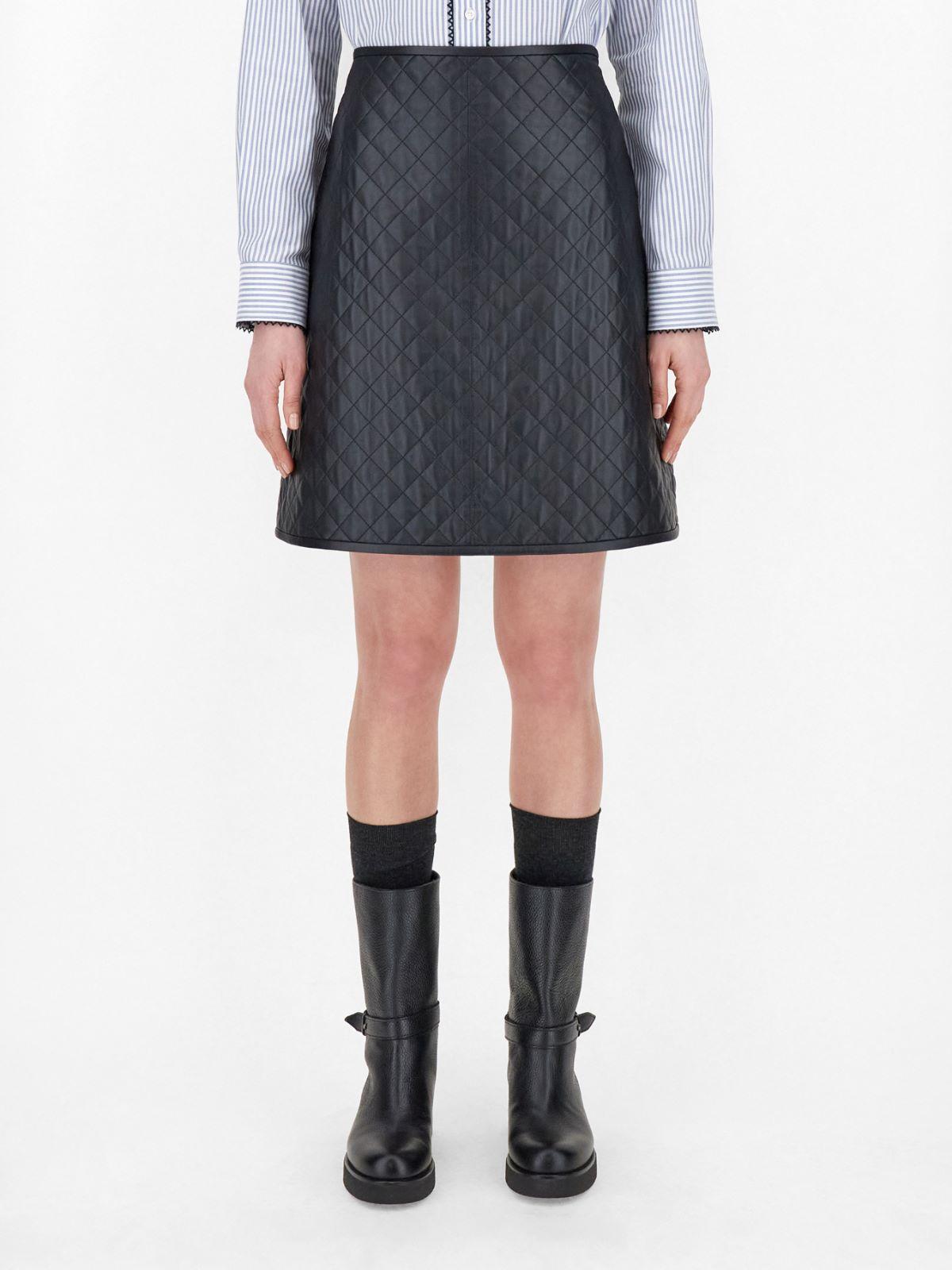 Leather skirt Weekend Maxmara