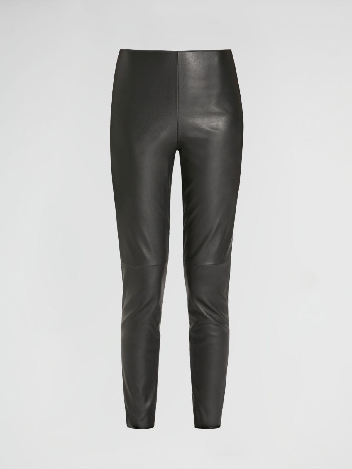 Nappa leather leggings Weekend Maxmara