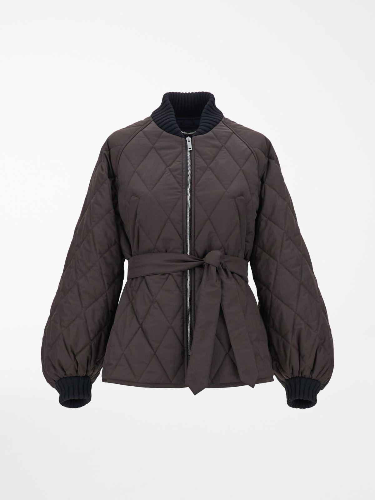Micro-faille bomber jacket Weekend Maxmara
