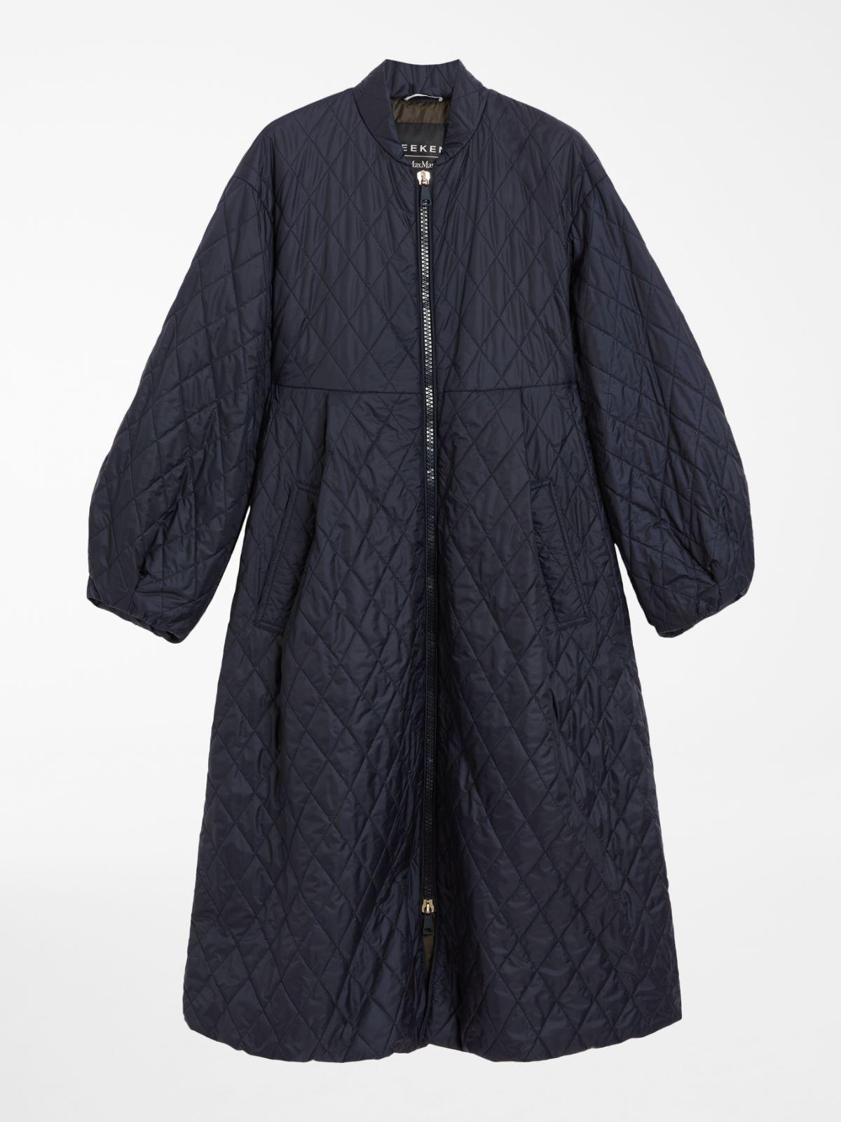 Water-repellent technical fabric coat Weekend Maxmara