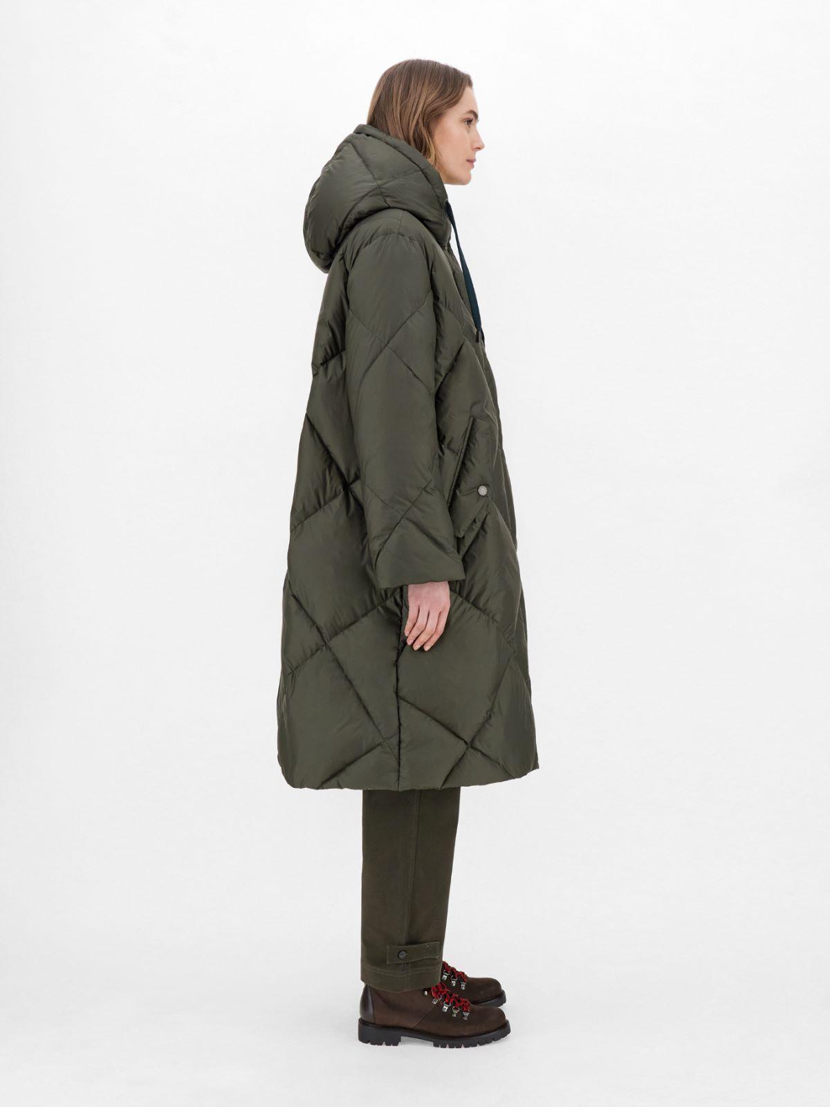 Water-repellent fabric down jacket Weekend Maxmara