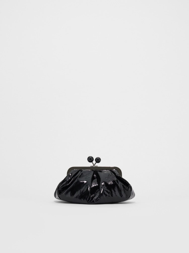 Small patent leather-look Pasticcino bag Weekend Maxmara