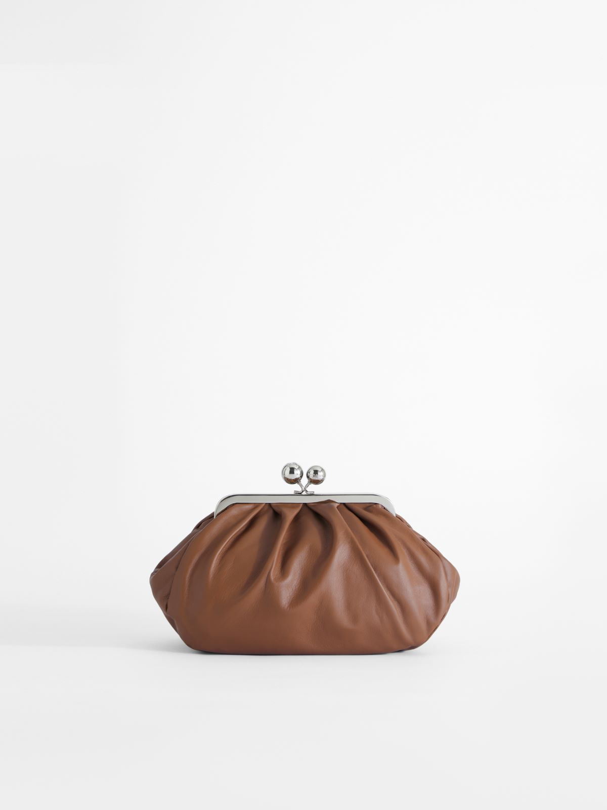 Medium leather Pasticcino Bag Weekend Maxmara