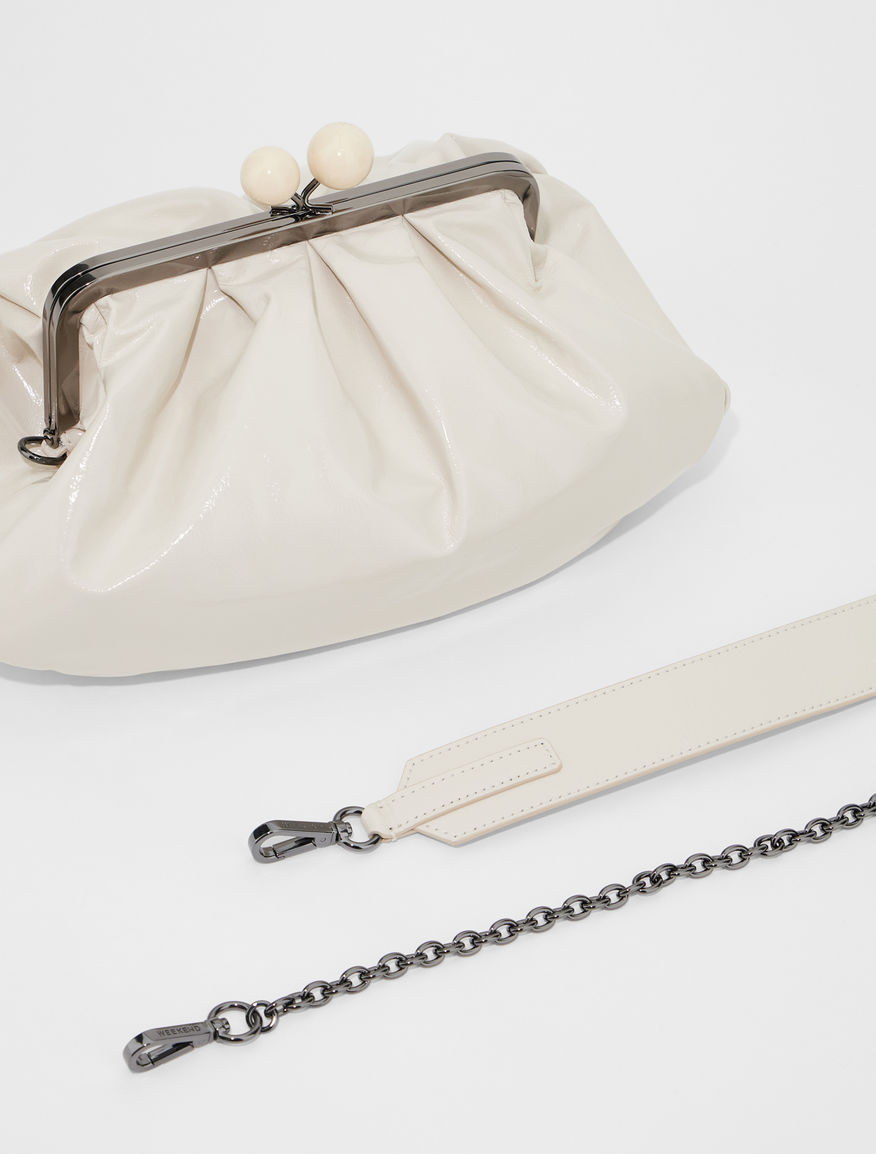 Patent leather-look Pasticcino bag Weekend Maxmara