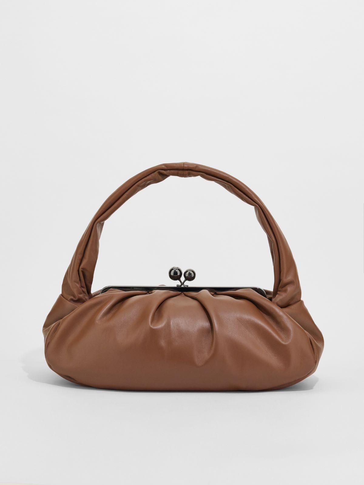 Large nappa Pasticcino Bag Weekend Maxmara