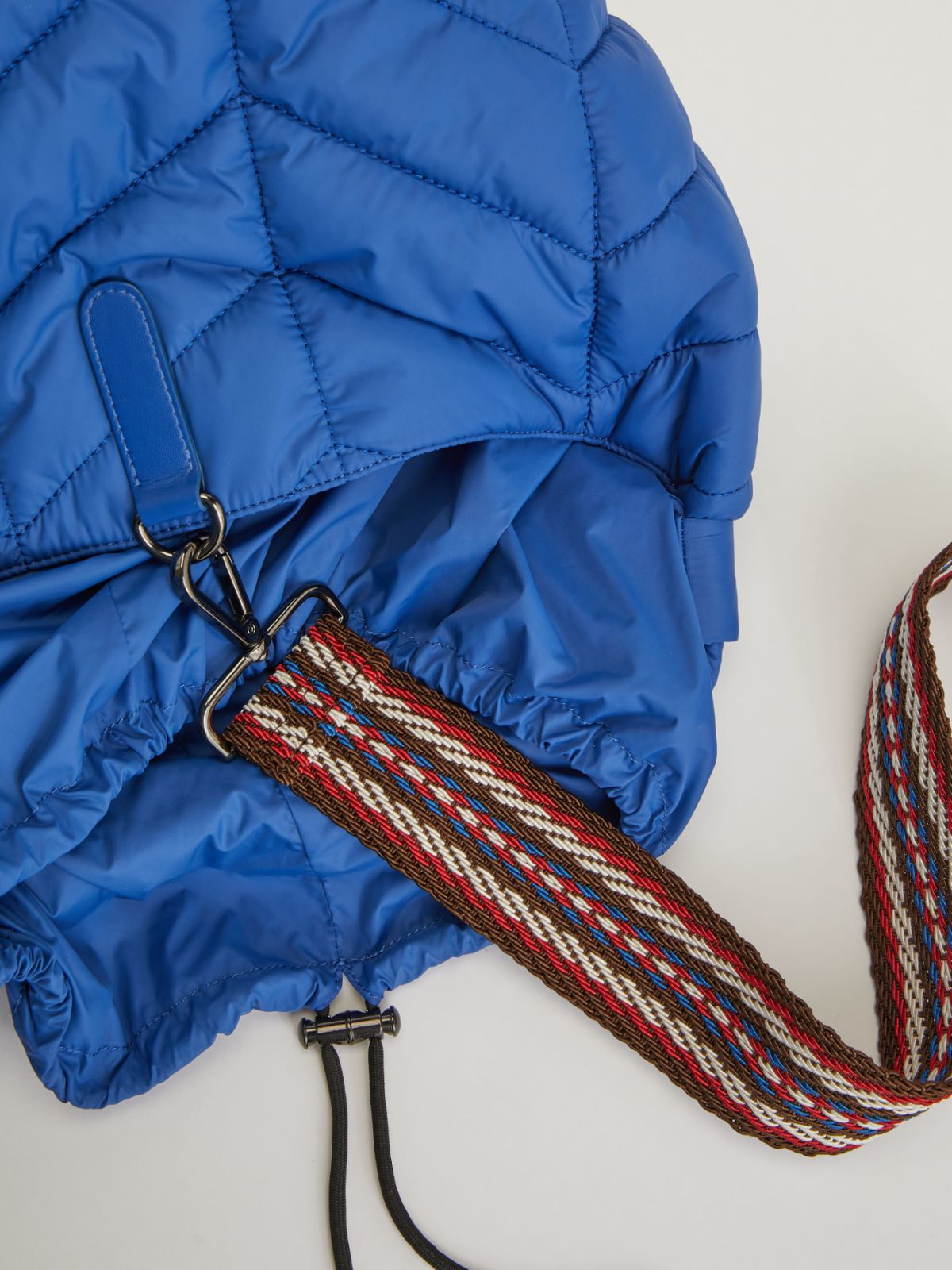 Quilted nylon saddlebag Weekend Maxmara