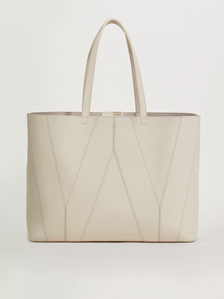 Shopping bag in pelle Weekend Maxmara