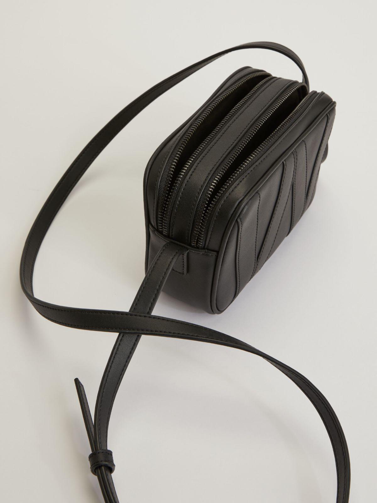 Leather camera bag Weekend Maxmara