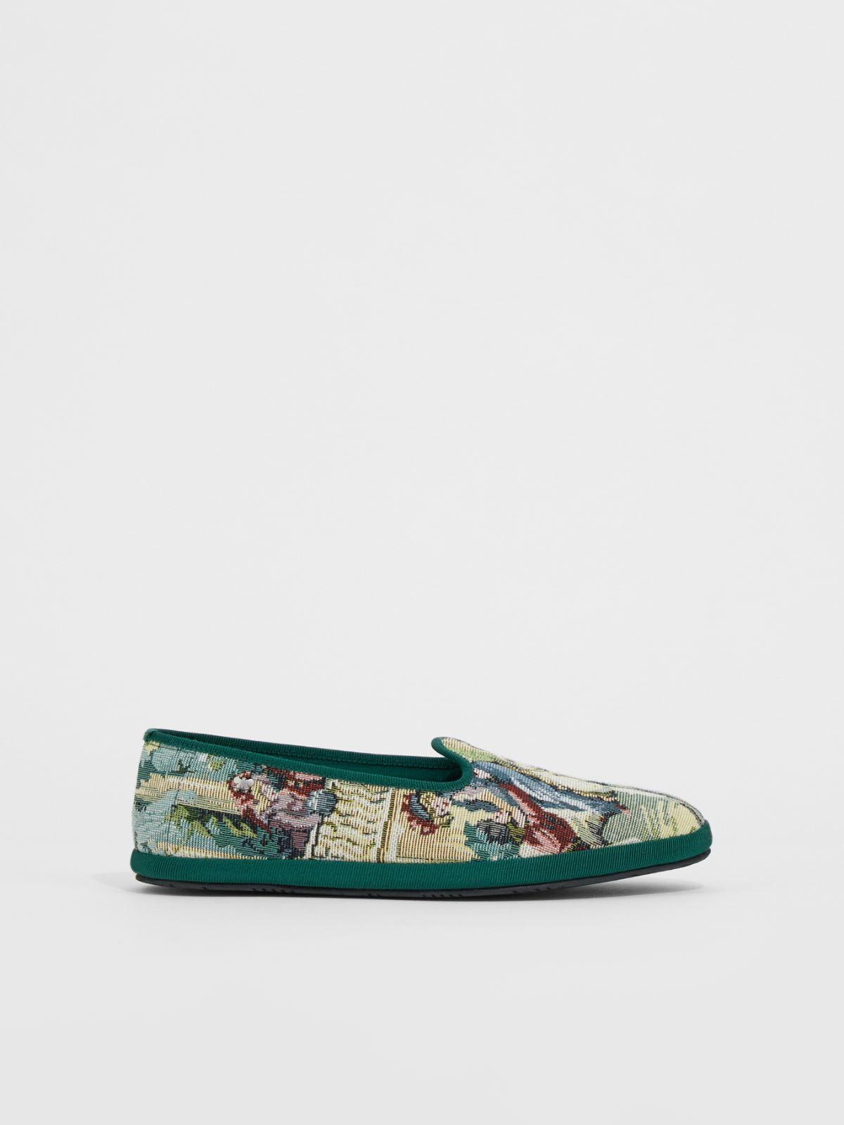 Jacquard loafers Weekend Maxmara