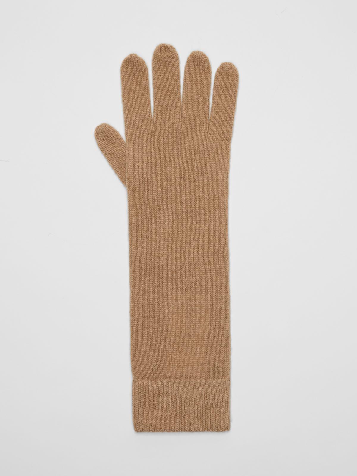 Cashmere knit gloves Weekend Maxmara
