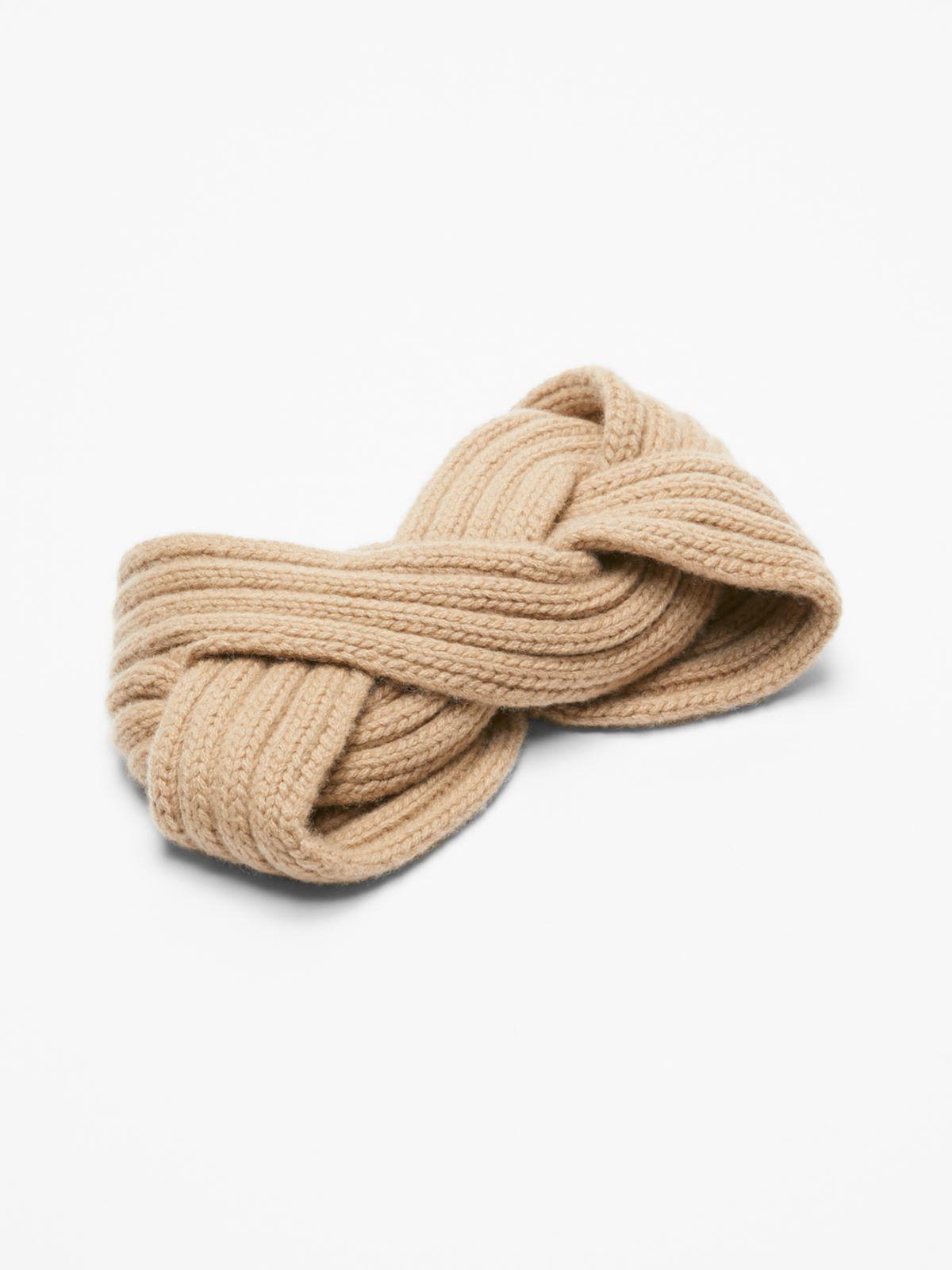 Cashmere yarn headband Weekend Maxmara
