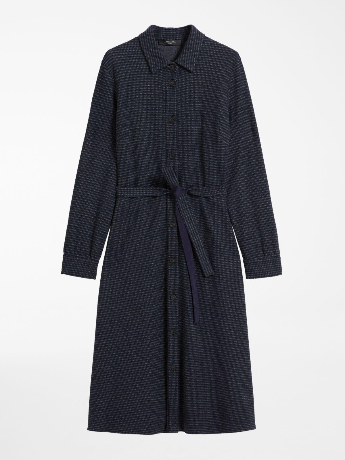 Flannel jersey dress Weekend Maxmara