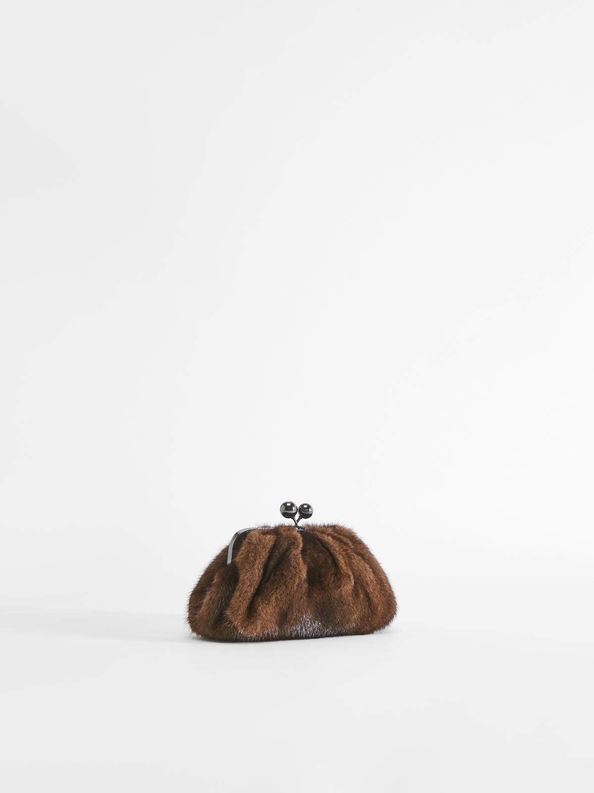 Small mink Pasticcino Bag Weekend Maxmara