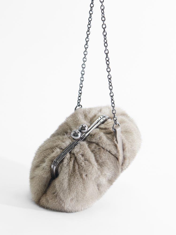 Pasticcino Bag small in visone Weekend Maxmara