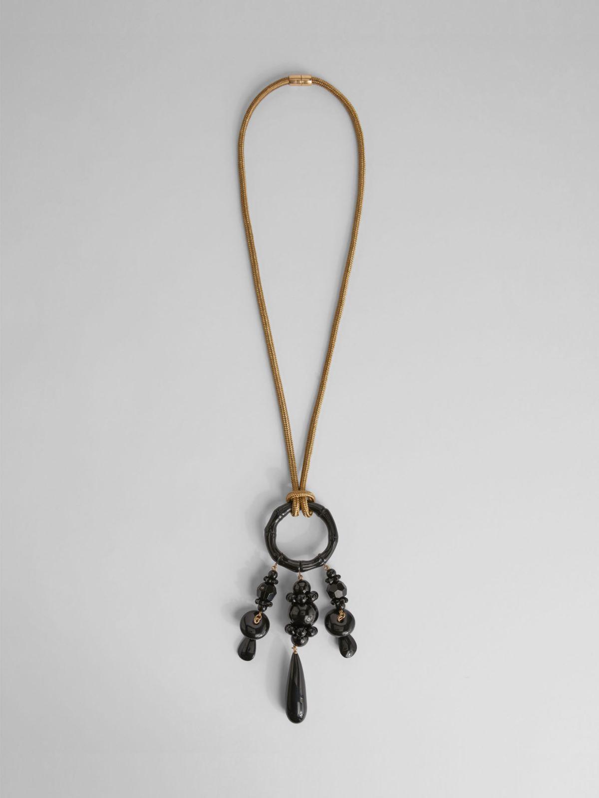 Necklace with chandelier pendant Weekend Maxmara
