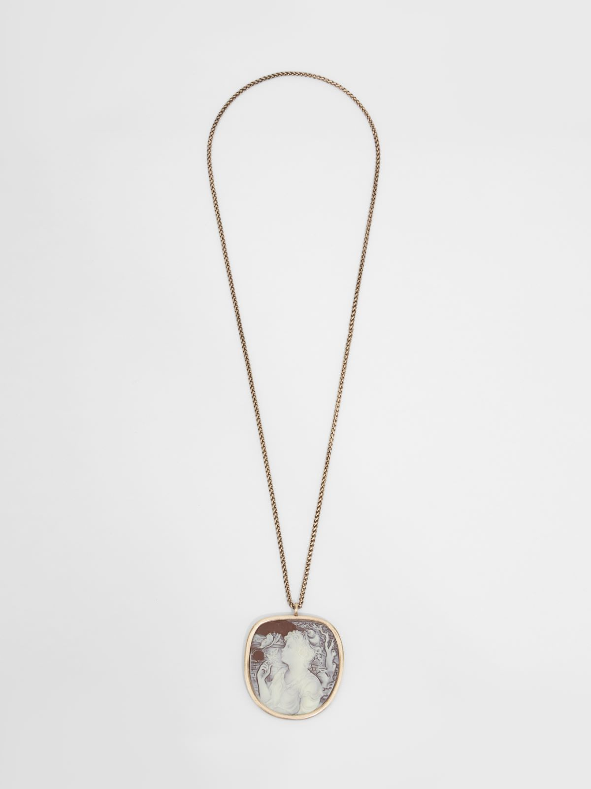 Necklace with cameo pendant Weekend Maxmara